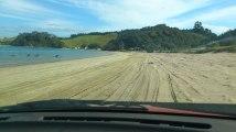 Driving the Beach