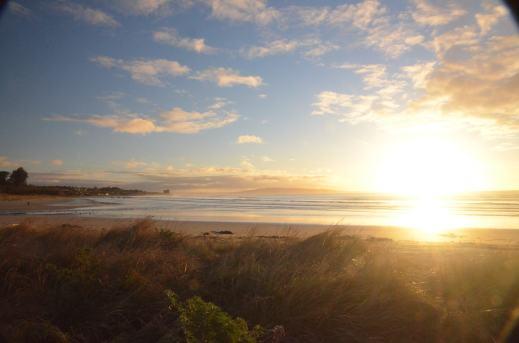 Sunrise, New Zealand