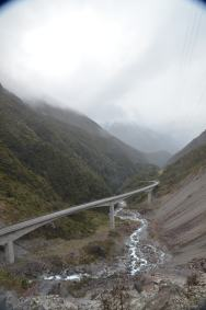 Arthurs Pass, New Zealand