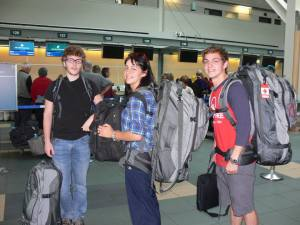 Backpackers