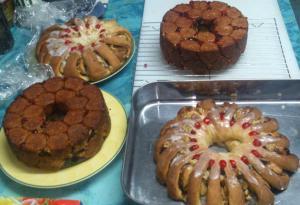 Hungarian Coffee Cakes and Swedish Tea Rings