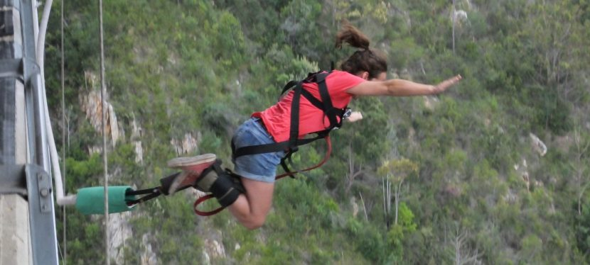 Bloukrans Bungy: World's Highest Bridge Jump
