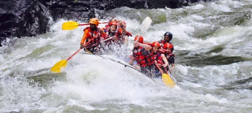 Rafting and Riverboarding the Mighty Zambezi: 19 Rapids, 3 Injuries, 2 Girls, 1 MightyAdventure